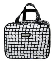Gainsborough Black & White Vanity Bag