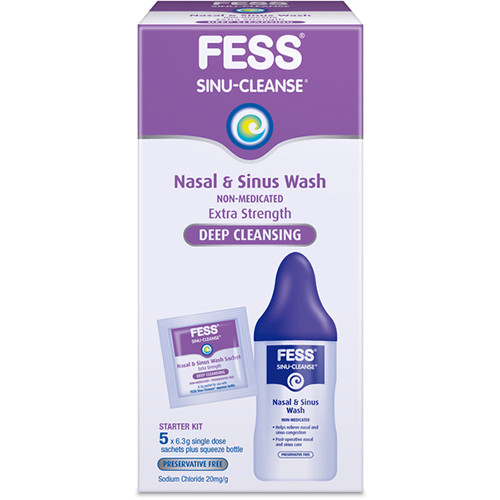 Fess Sinu Cleanse Starter Kit
