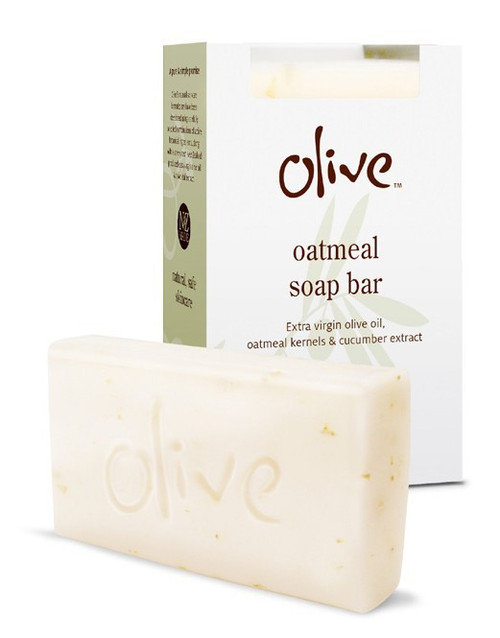 Olive Oatmeal Soap Bar 100g