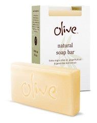Olive Natural  Soap Bar 100g