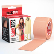 Rocktape H2O Active Recovery Tape Beige 5m