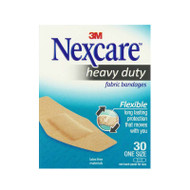 3M Nexcare™ Heavy Duty Fabric Bandages, 30 Assorte