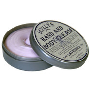 Scullys Lavender Hand & Body Cream