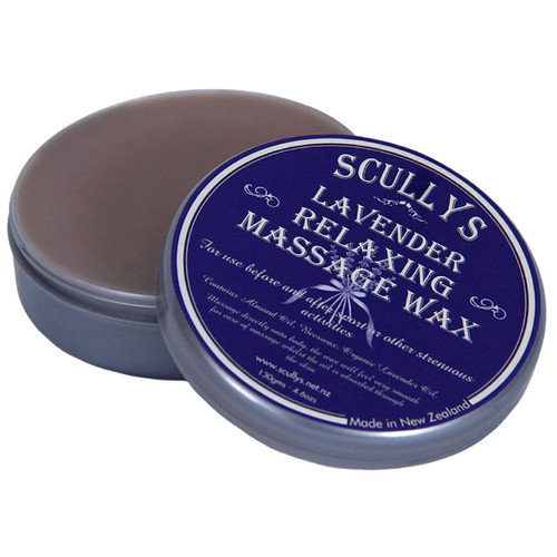 Scullys Lavendar Relaxing Massage Wax