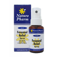 Naturo Pharm Fevamed Relief Spray