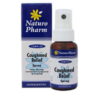 Naturo Pharm Coughmed Relief Spray