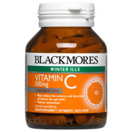 Blackmores Vitamin C 500mg 130 Tablets