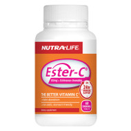 Nutra-Life Ester C Echinacea, 60 Chewable Tablets