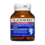 Blackmores Women's Vitality Multi, 50 Tablets
