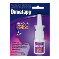 Dimetapp 12 Hour Nasal Spray, 20ml