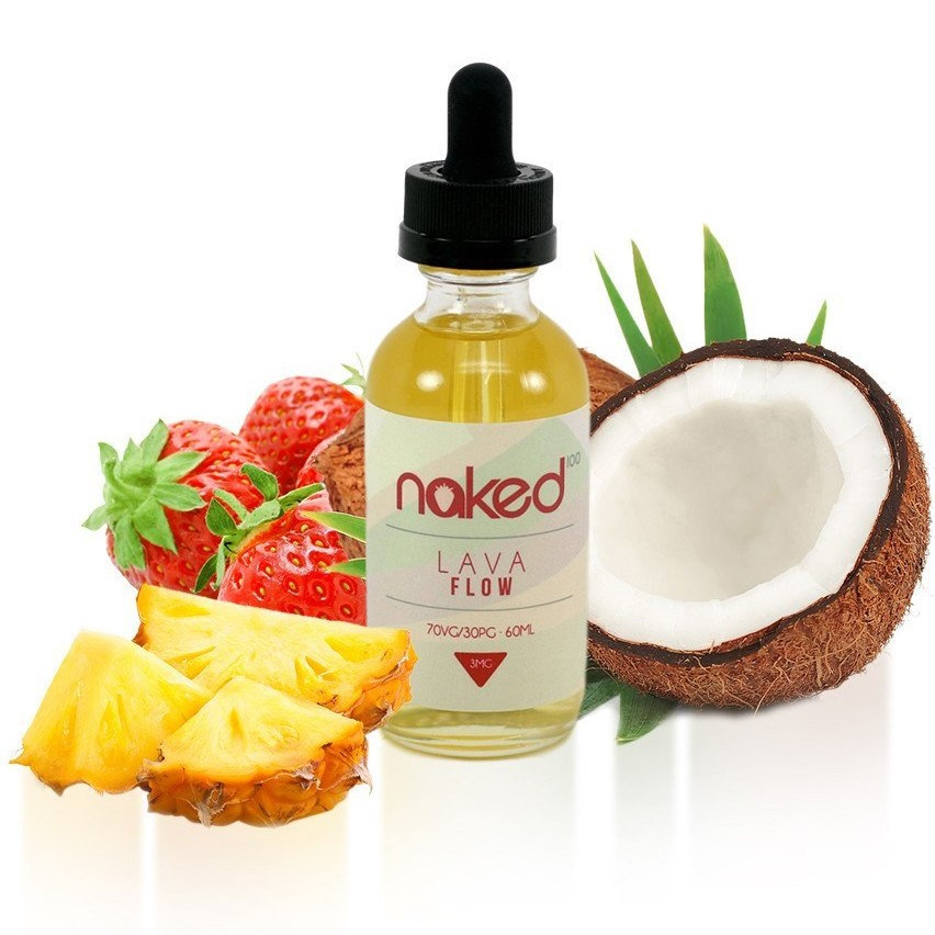 Lava Flow naked 100