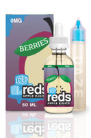 reds berries iced