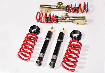 2015-2019 Mustang ROUSH Single Adjustable Coilover Suspension Kit