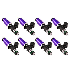 Injector Dynamics Fuel Injector ID1050X EV6 Style USCAR Connector Set of 8