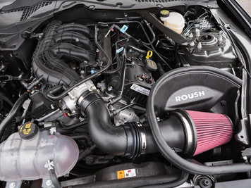 2015-2017 Mustang 3.7L ROUSH V6 Cold Air Kit