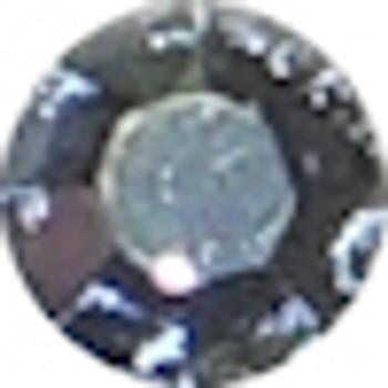 10 gross 10ss Silver Rhinestud