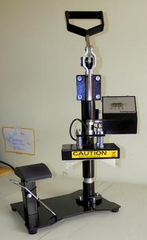 CapMate cap heat press machine