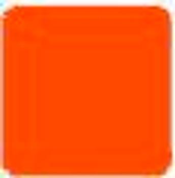 "ThermoFlex PLUS Tangerine roll 15"" x 15'"