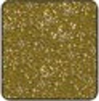 """Metal flake Gold sheet 15"""" x 12"""""""