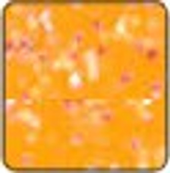 """Metal flake Orange sheet 15"""" x 12"""""""
