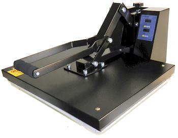 "ShirtMate 15""x 15"" heat press machine"