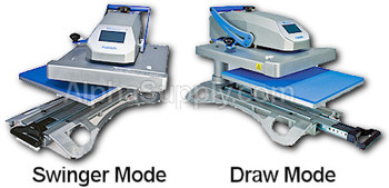 Hotronix Fusion Draw/Swing heat press