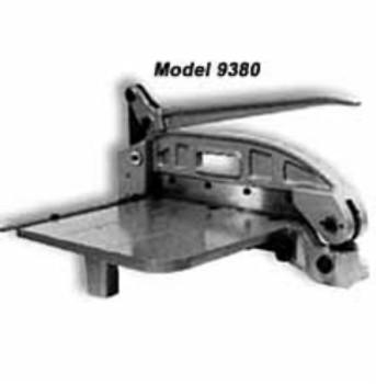 9380 Plate cutter