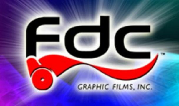 "FDC Sign Vinyl Sheets 12"" x 12"""