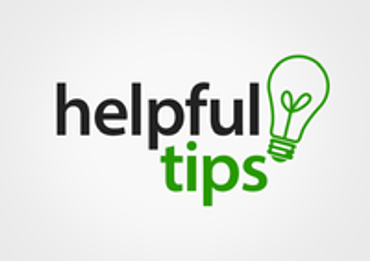 Professional Tip & Tricks
