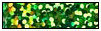 DecoSparkle Green 15in x 1 foot