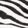 "Fashion Zebra 15"" x 5yd"