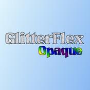 "GlitterFlex Opaque in rolls 15"" x 15'"