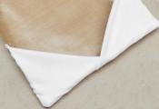 Teflon coated pad cover