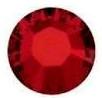 Siam Ruby ss6 rhinestones