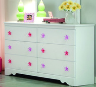 Savannah White Dresser