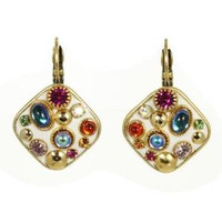 MICHAL GOLAN AURORA CRYSTAL EARRINGS S7188