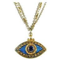 Michal Golan Eye Necklace n2171