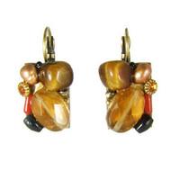 Michal Golan Red Rock Earrings S7167