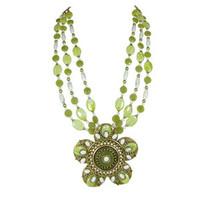 Michal Golan Key Lime Pendant