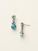 **SPECIAL ORDER** Sorrelli Sea Glass Crystal Earrings~ECD3ASSGL