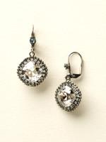 **SPECIAL ORDER**Crystal Rock Earrings by Sorrelli~ECB20ASCRO