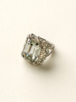 **SPECIAL ORDER**Crystal Rock Ring by Sorrelli~RCK2ASCRO