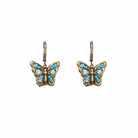 Michal Golan Atlantis Collection - Butterfly Drop Earrings ~ S7827