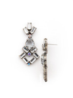 SORRELLI~RAINBOW QUARTZ Crystal Earrings~EDK42ASRQ