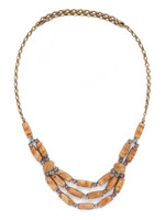 **SPECIAL ORDER**Sorrelli Rustic Bloom Crystal Necklace~NDN5AGRB
