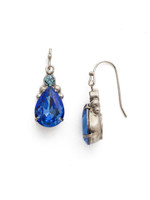 **SPECIAL ORDER** ULTRAMARINE Crystal Earrings by Sorrelli~EDL22ASUM