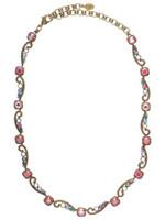 Sorrelli Lollipop Crystal Necklace~ NBZ10AGLP