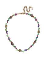 Sorrelli Volcano Crystal Necklace ~NBL12AGVO