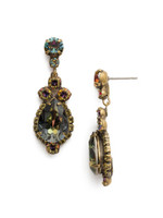 Sorrelli Volcano Crystal Earrings~EDA55AGVO