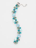 **SPECIAL ORDER**Ocean Crystal Bracelet~ BCW10ASOC